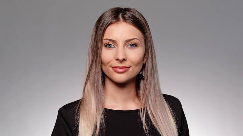 Arlinda Iseni Conseillère à la clientèle