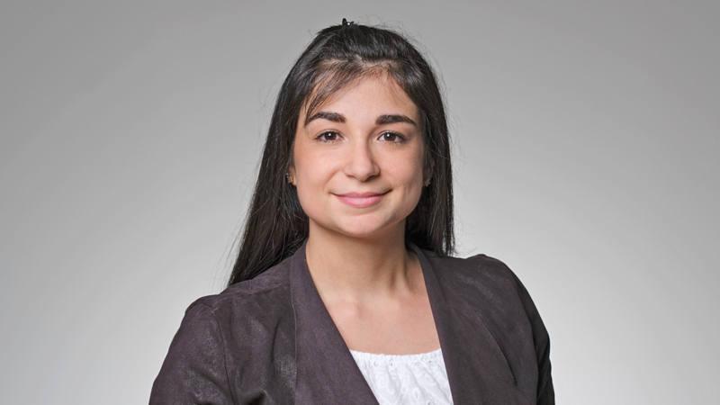 Melissa Vono Mitarbeiterin Kundenservice