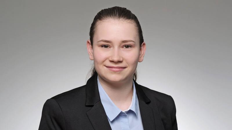 Selina Mössinger Collaboratrice del Servizio clienti