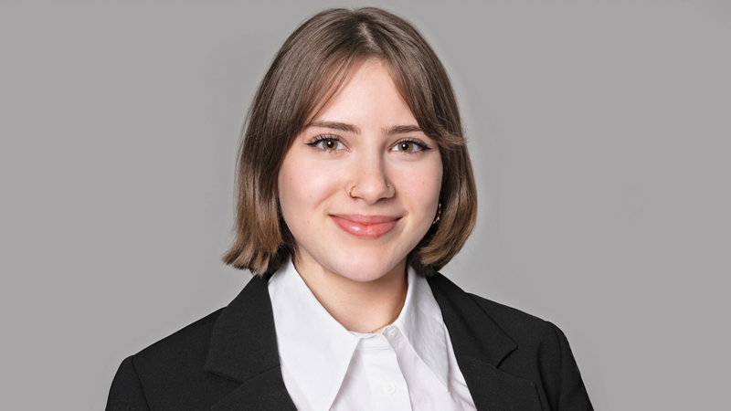 Anna-Christina Russo Client Service Officer