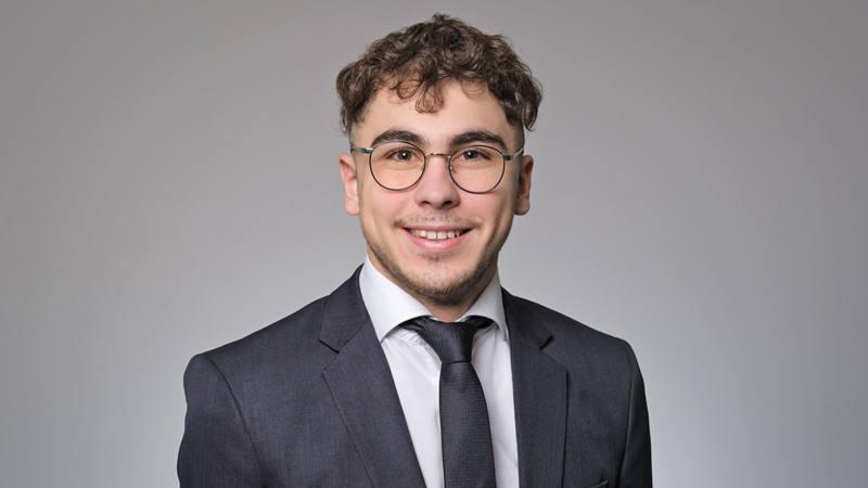 Diego Pimenta Client Service Officer