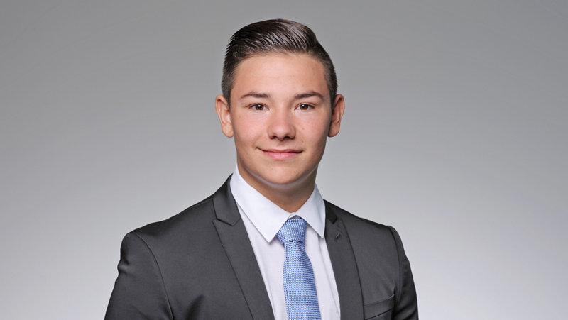 Aleksandar Rankovic Client Service Officer