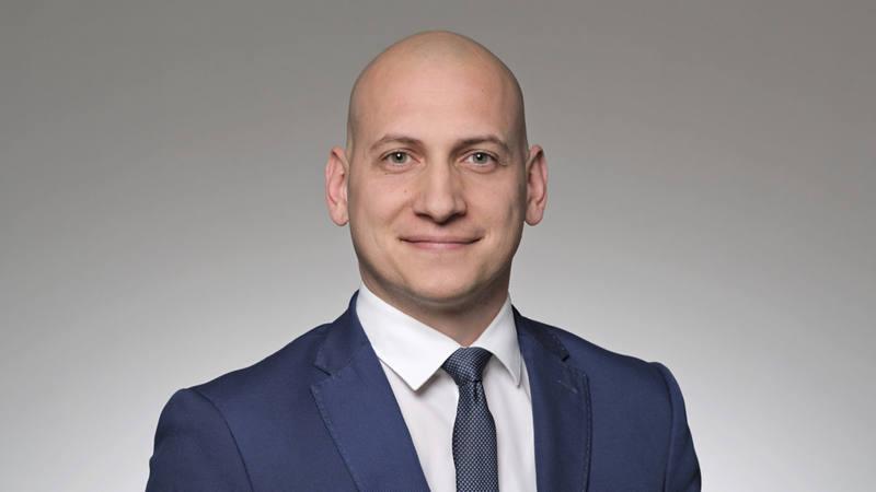 Tihomir Petric Agenturleiter