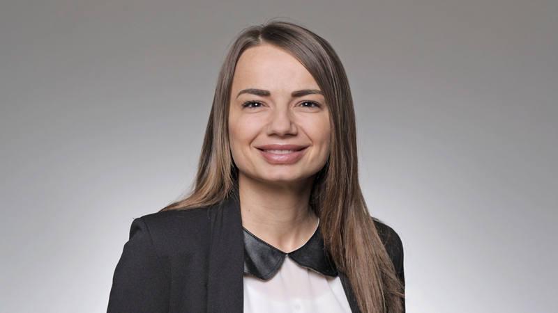 Angelina Radanovic Kundenberaterin