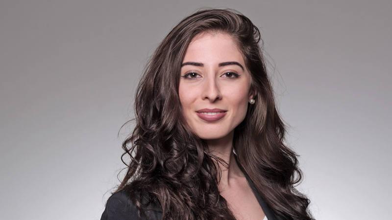 Nazife Yilmaz Conseillère à la clientèle