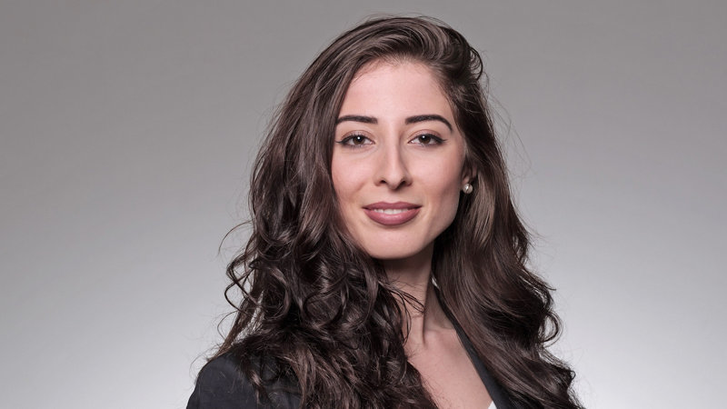 Nazife Yilmaz Consulente della clientela