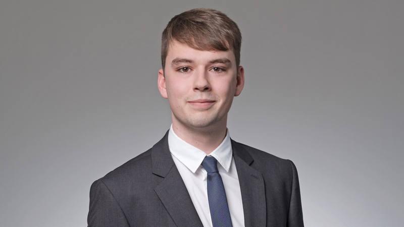 Gilles Grünig Collaboratore del Servizio clienti
