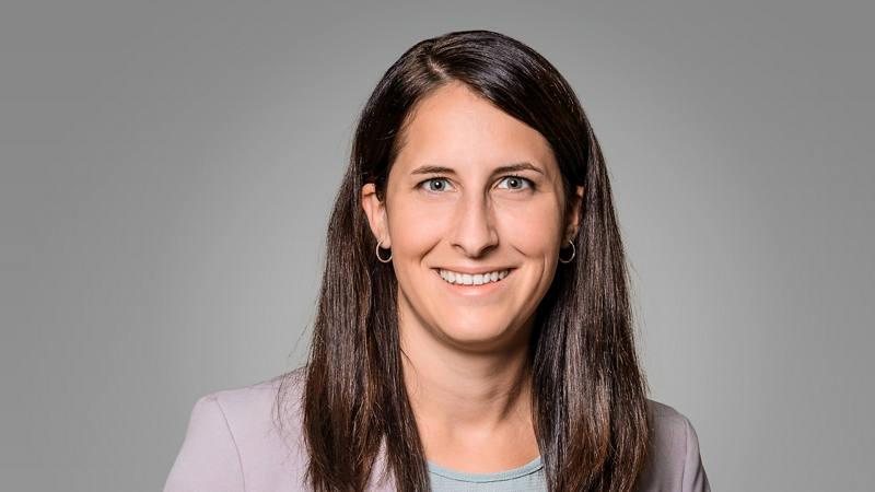 Stefanie Bissig Client Service Officer
