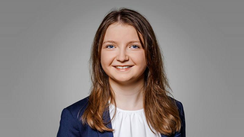 Gabriela Odermatt Collaboratrice del Servizio clienti