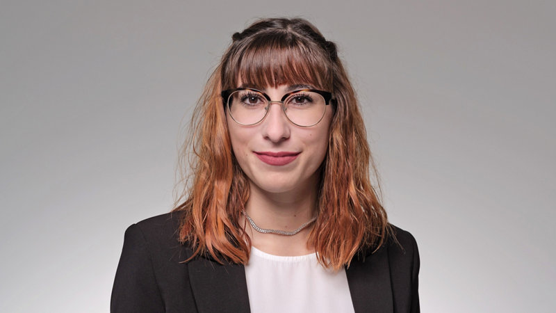 Sara Lourenço Rodrigues de Sousa Mitarbeiterin Kundenservice