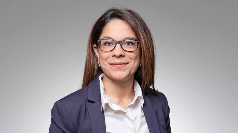 Sangeeta Oetiker Mitarbeiterin Kundenservice