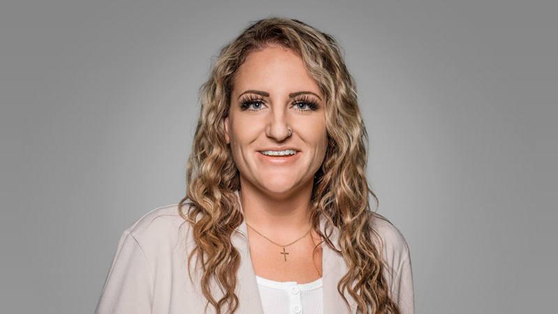 Sabrina Hohl Client Service Officer