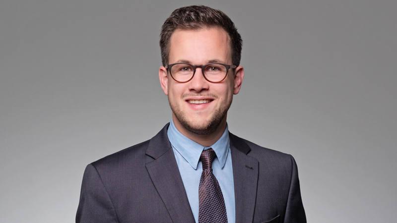 Michael Minder Conseiller à la clientèle