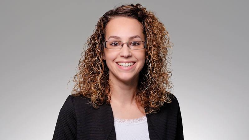 Valérie Migy Mitarbeiterin Kundenservice