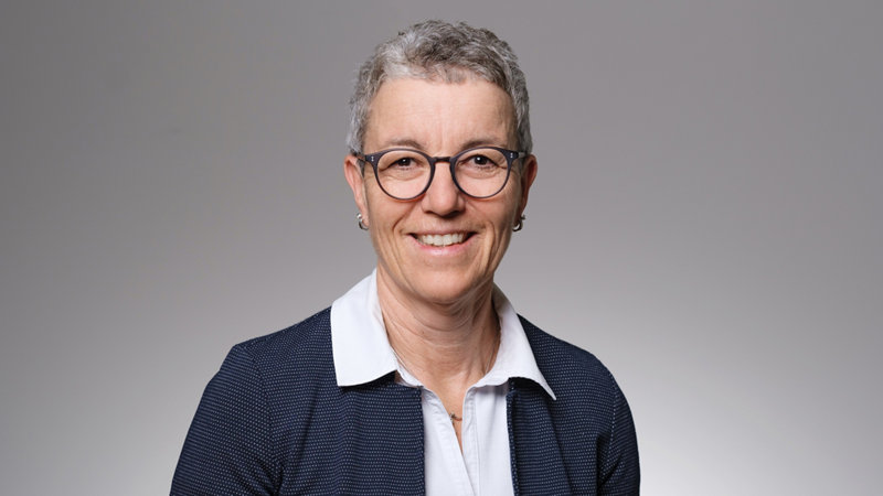 Franziska Imboden Client Service Officer