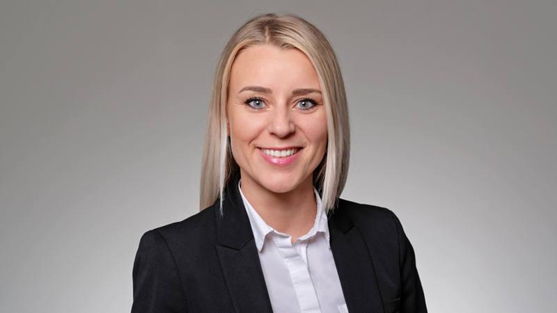 Franziska Valkovic Client Advisor