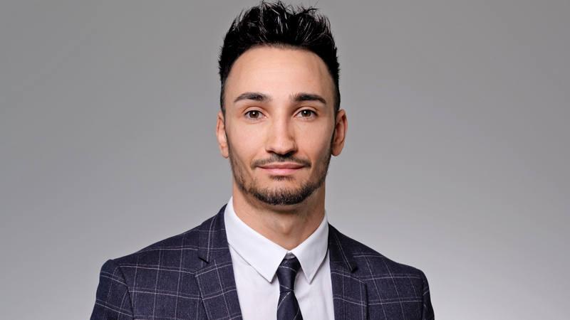 Julien Lebha Mann Client Advisor