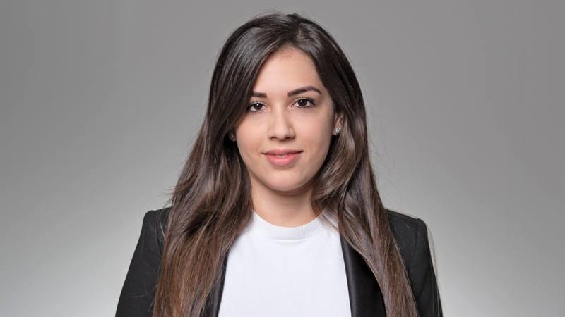 Tatiana Calvello Coll. du service-clientèle