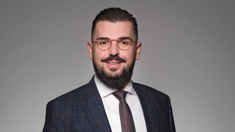 Alban Morina Conseiller à la clientèle