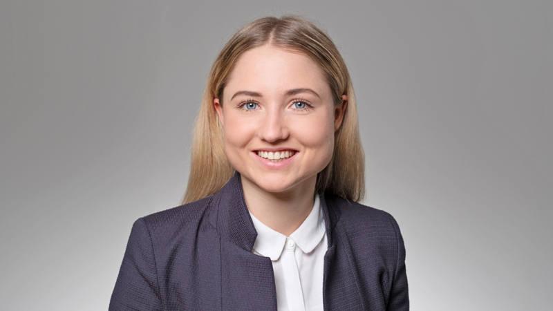 Sina Laura Mattheiss Client Service Officer