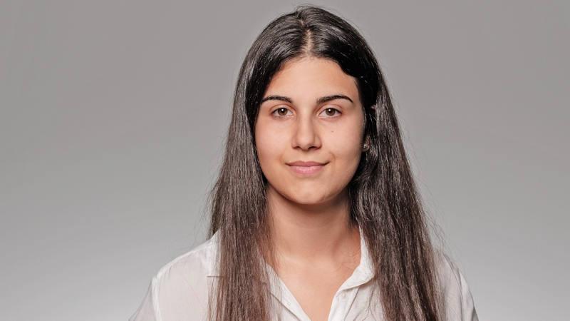 Ana Beatriz Dias Machado Mitarbeiterin Kundenservice