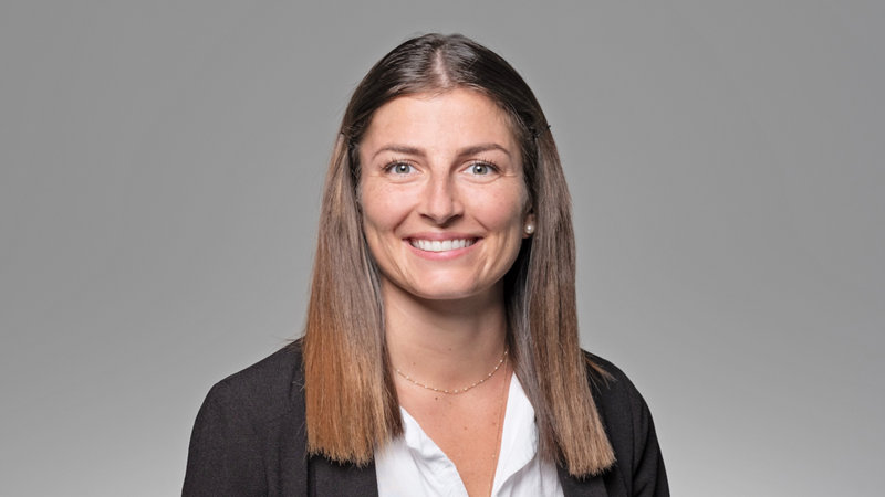 Clémentine Bouyer Kundenberaterin