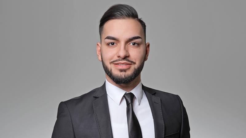 Ali Taskiran Conseiller à la clientèle