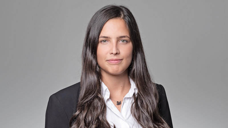 Andjela Veselinovic Collaboratrice del Servizio clienti