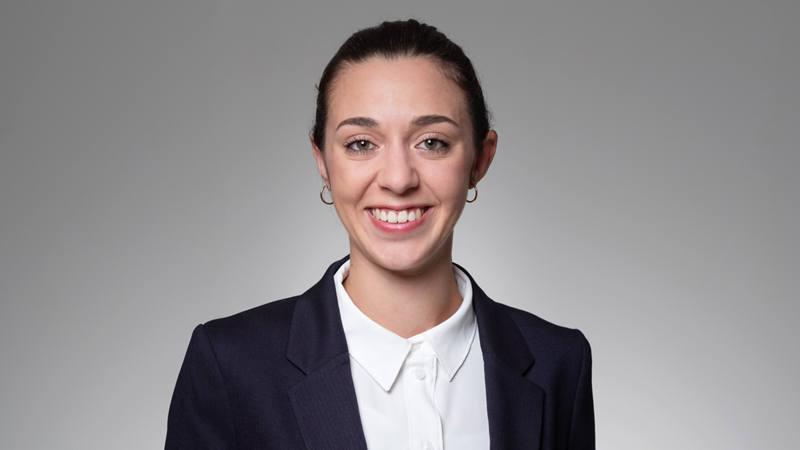 Viktoria Rieder Client Advisor