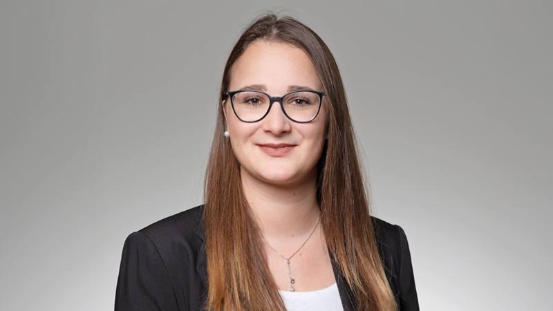 Tamara Domenica Lörtscher Consulente della clientela