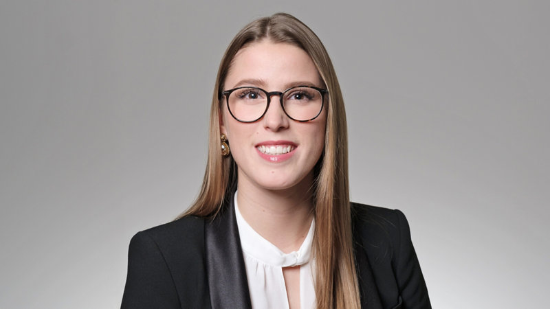 Sabrina Vogel Conseillère à la clientèle