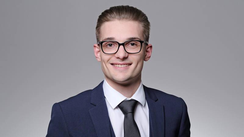 David Briner Consulente della clientela