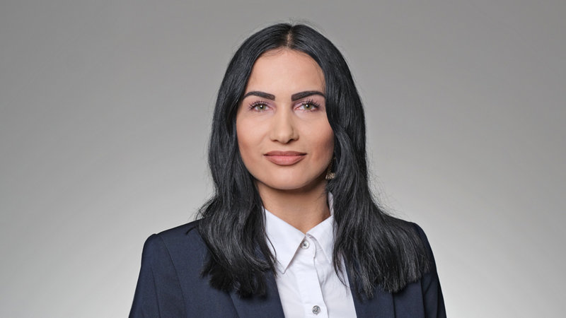 Ivana Hrnjkas Kundenberaterin