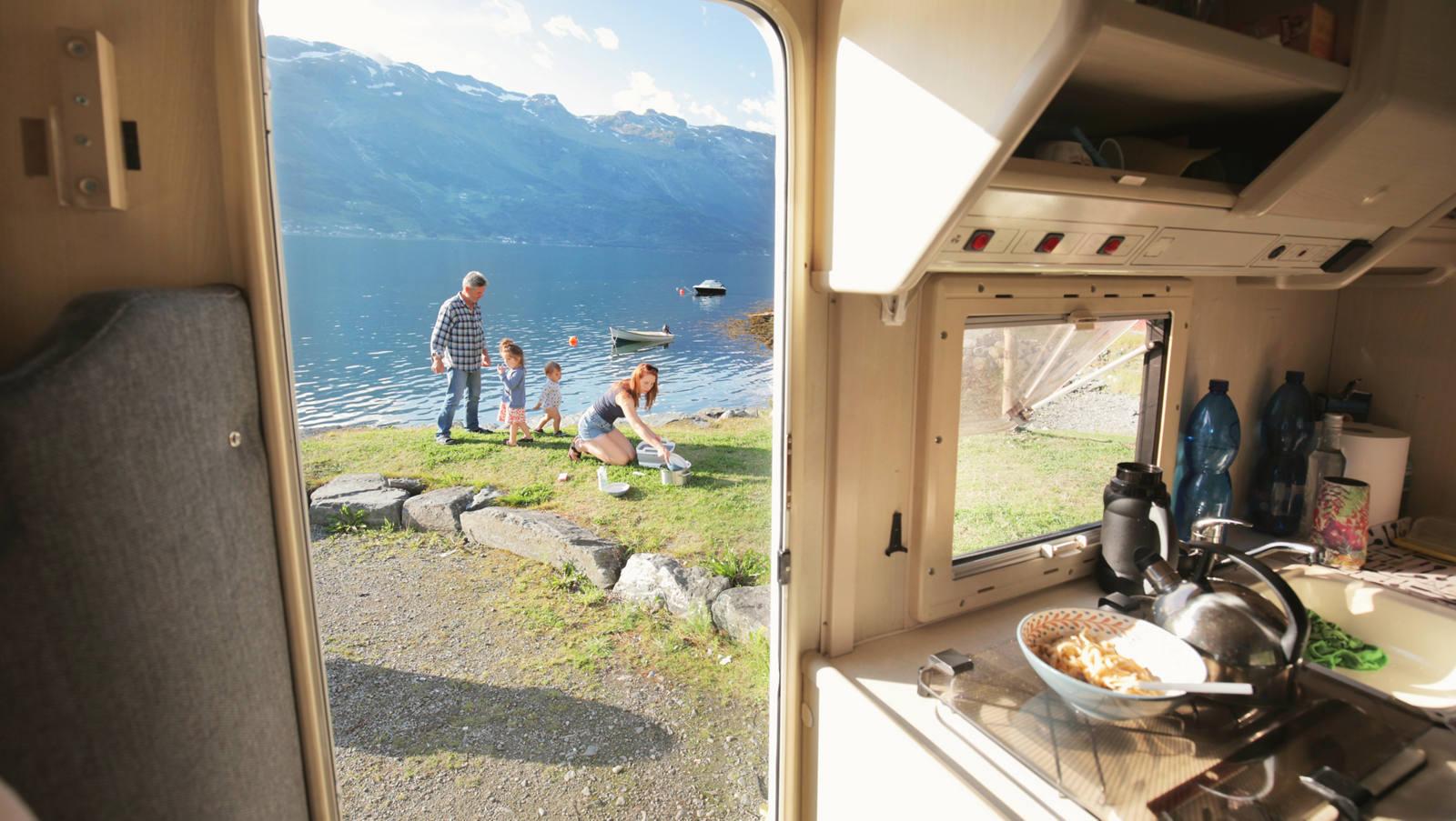 Tipps fürs Kochen beim Camping
