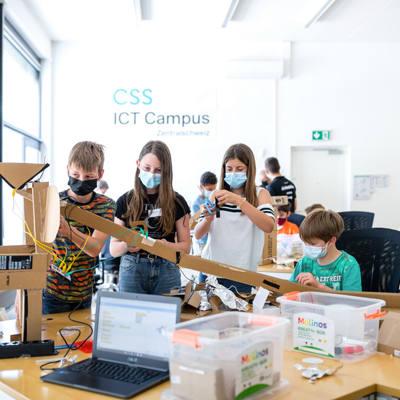 CSS ICT Campus Zentralschweiz