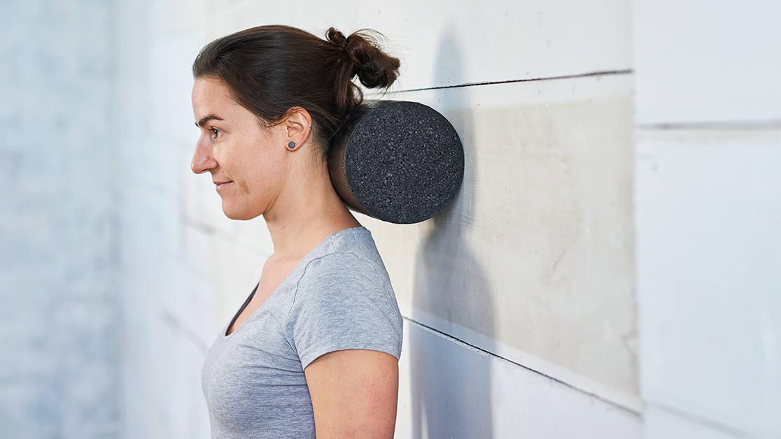 Entraînement des fascias pour le dos