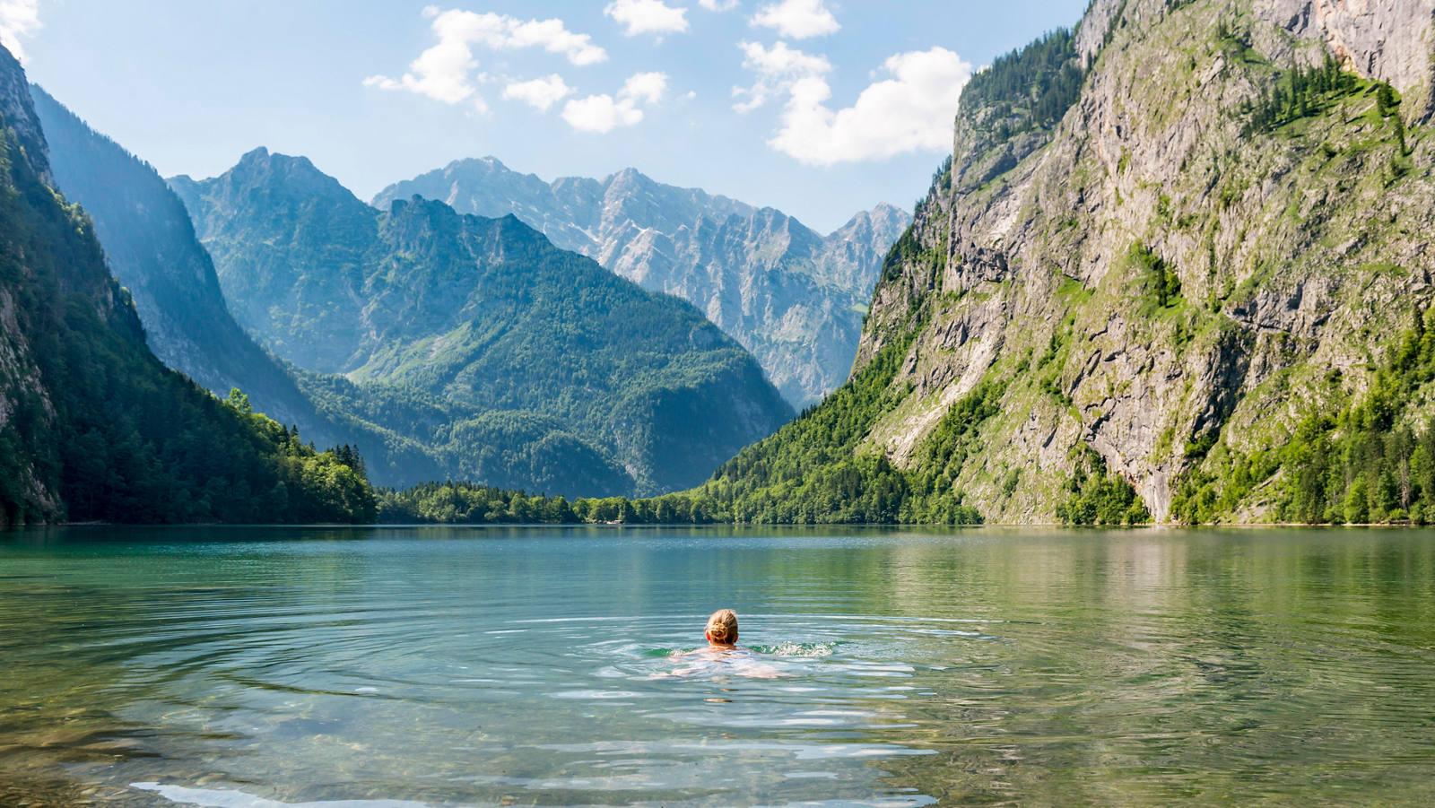 Freiwasserschwimmen: Sicher unterwegs in Fluss und See