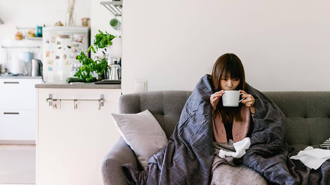 Rimedi casalinghi contro il raffreddore