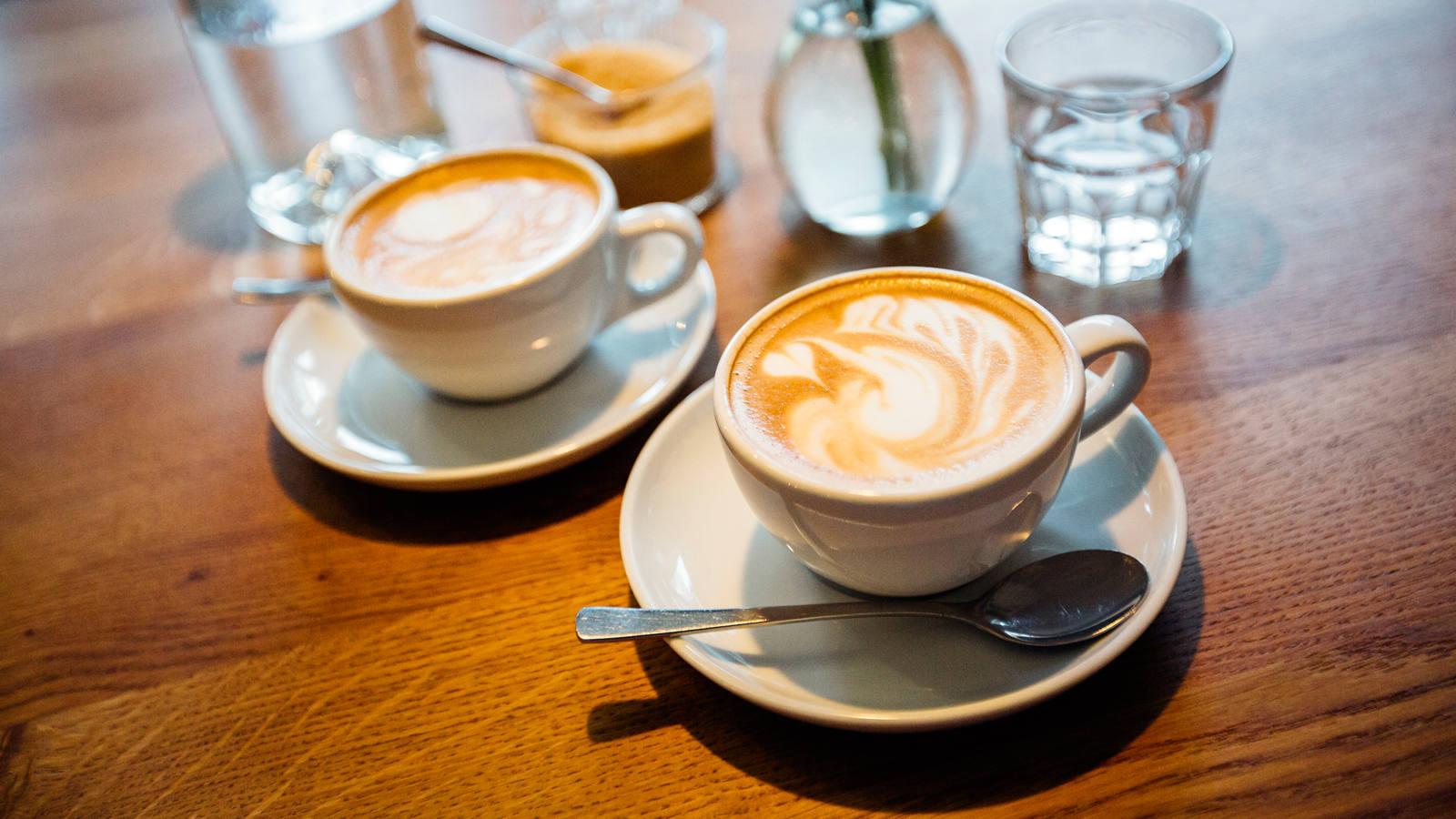 Idée reçue no 1: le café déshydrate