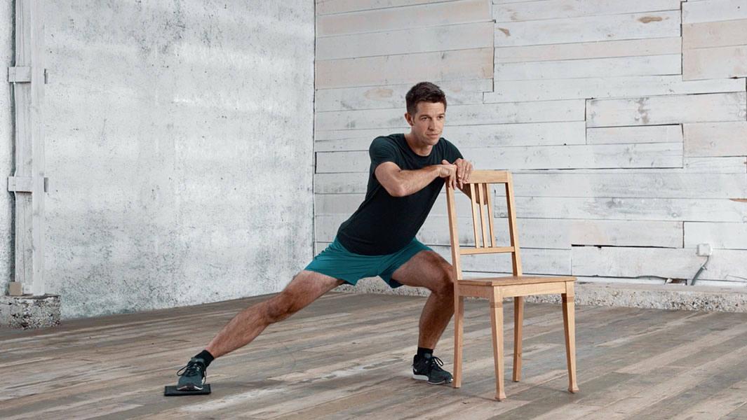 6 Knie Übungen: Dieses Training schützt das Knie