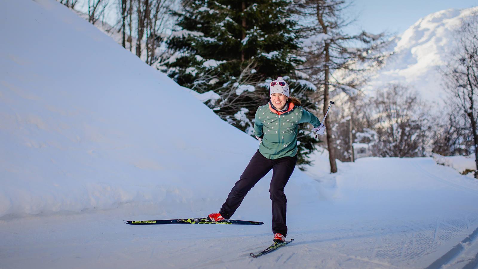Ski de fond: 8 exercices pour améliorer sa technique skating