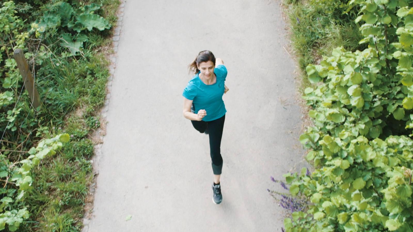 Lauftechnik verbessern: zwei Übungen für Ihre Laufroutine