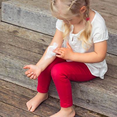 Neurodermitis-Schulung für Kinder und Eltern