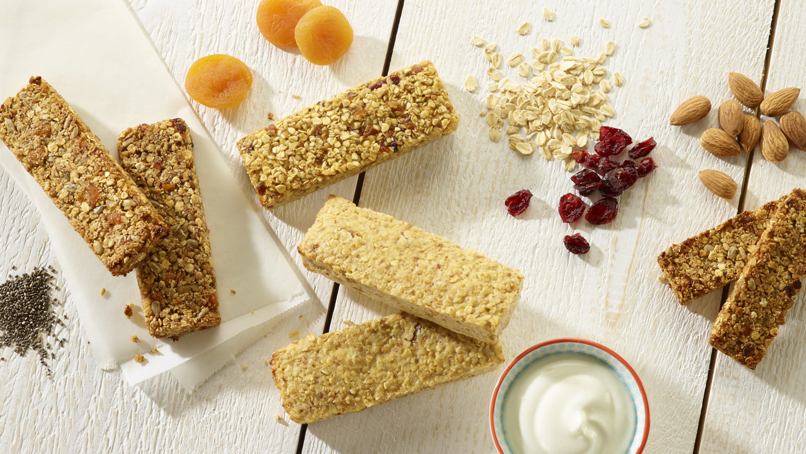 Müsliriegel selber machen: 3 Rezepte ohne Zucker