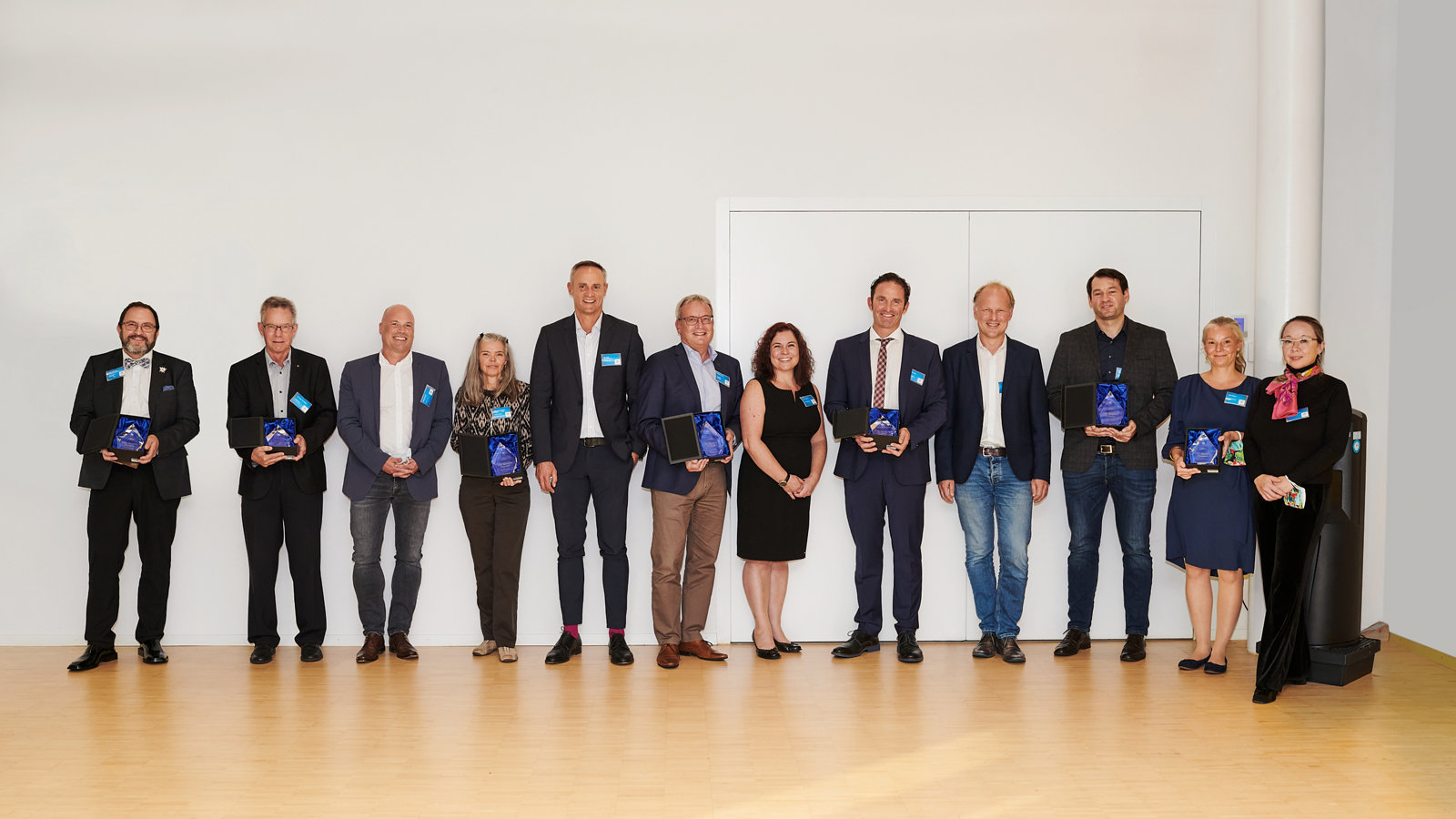 Gagnants du Quality Crystal 2020