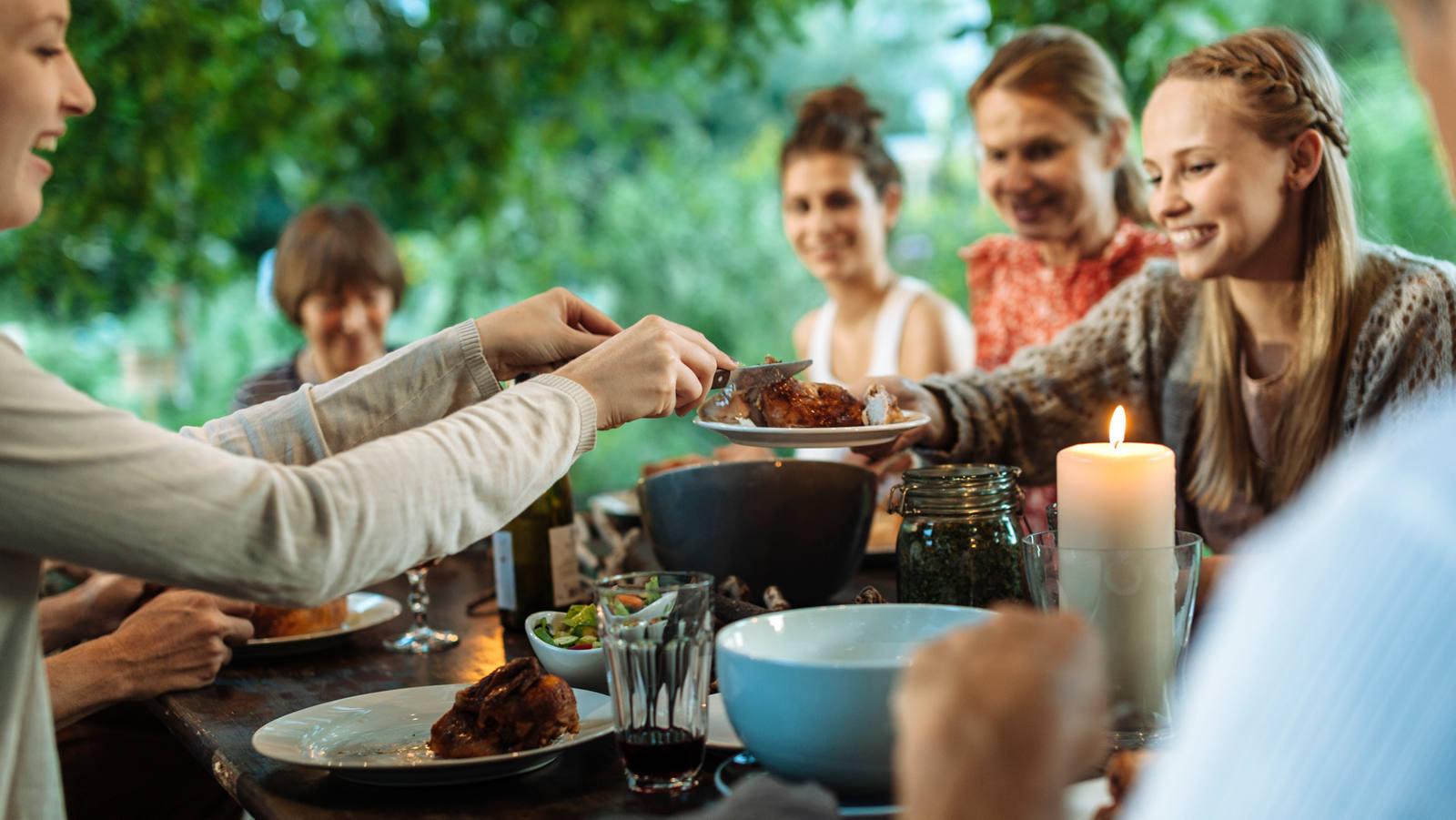 Richtig essen: Bewusst geniessen lohnt sich