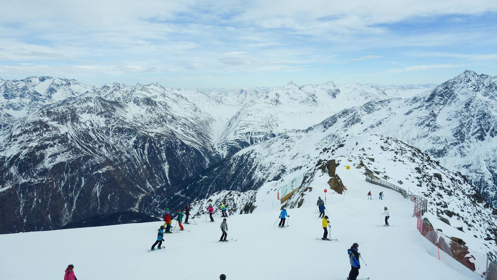 Skikurs für Erwachsene: Auffrischung Skitechnik
