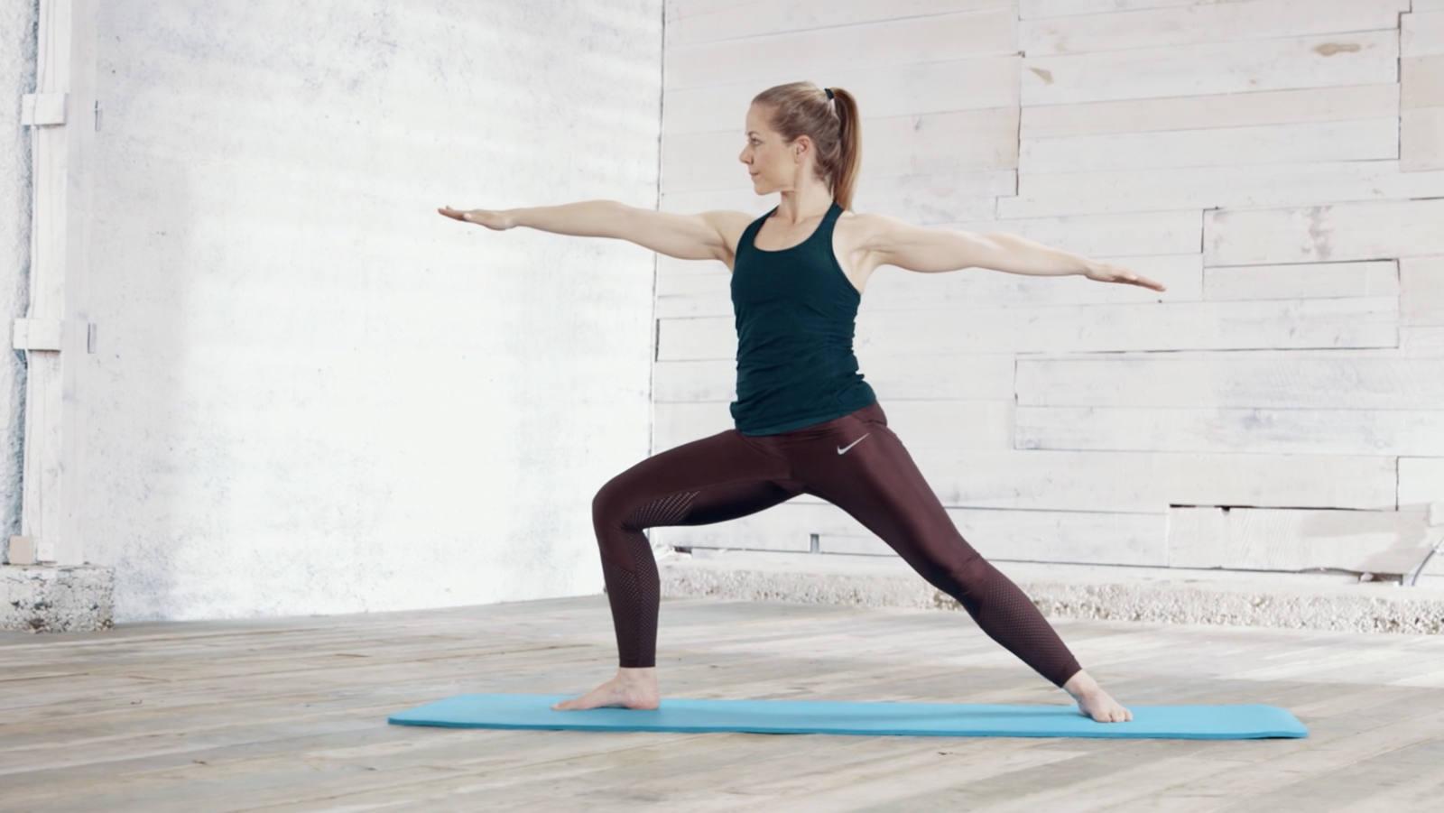 Verdauung anregen: Zehn Minuten Yoga-Flow