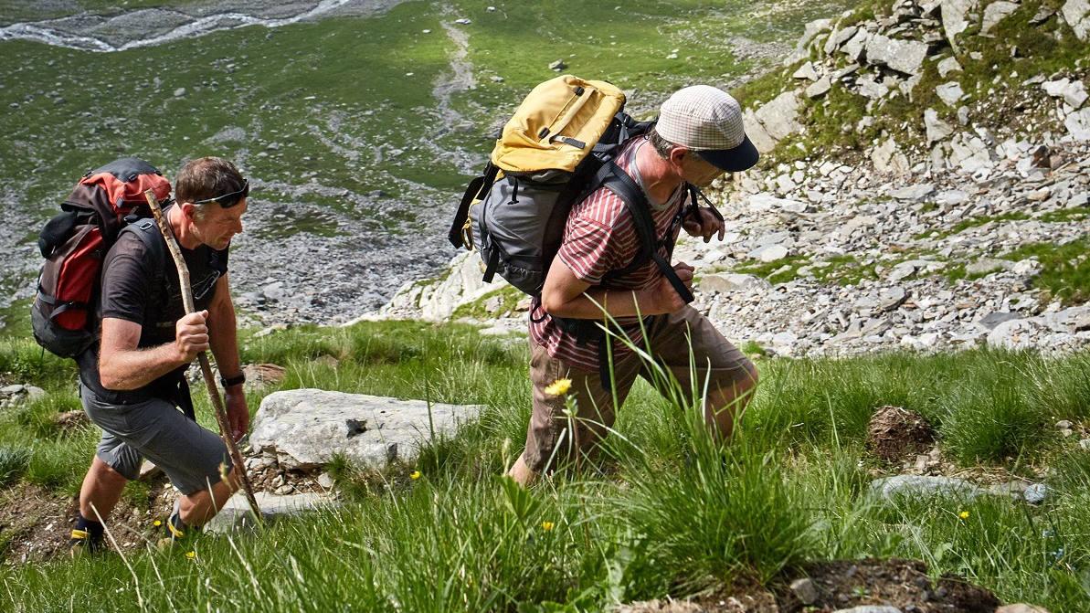 Se ci si prepara bene, le escursioni sono divertenti!