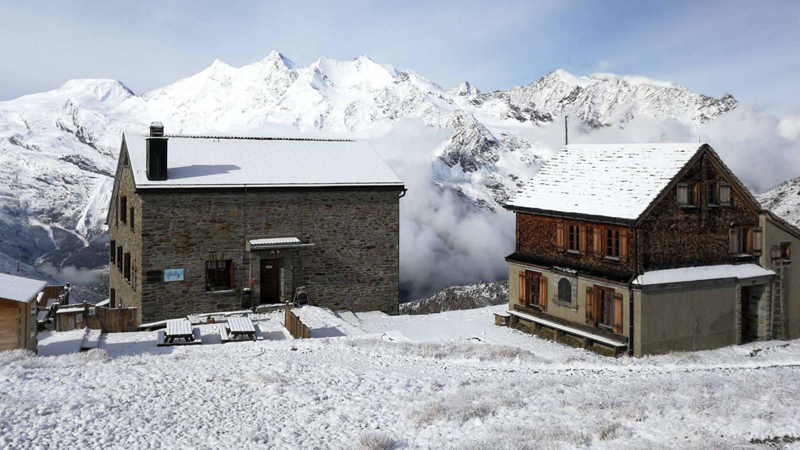 Weissmieshütte